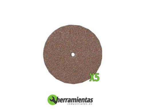 9872615054032(2) – Disco de corte para madera, metal y plástico Dremel (540)