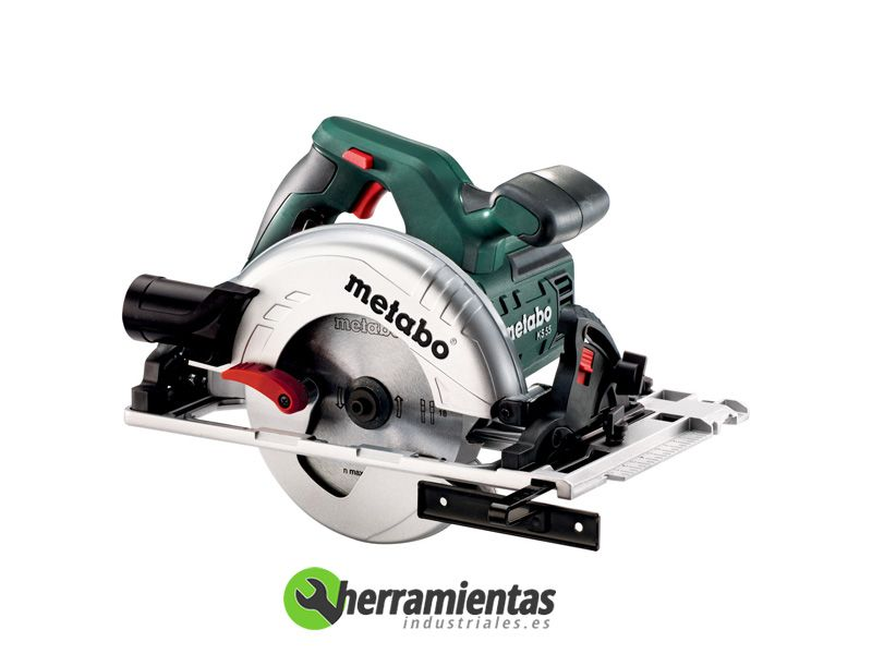 068HE60095500 – Sierra circular Metabo KS 55 FS