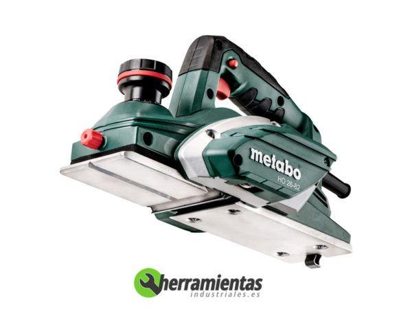 068HE60268200(2) – Cepillo eléctrico Metabo HO 26-82