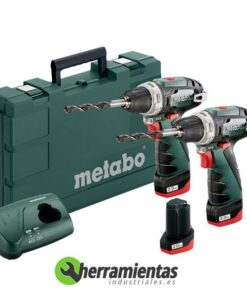 068HE6830930 – Combo Metabo 10.8 V BS+BS