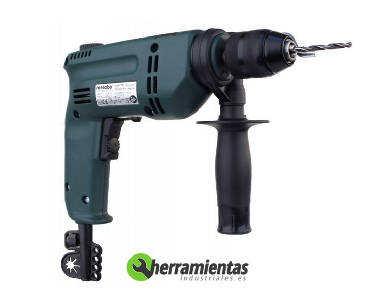 068HESBE600RL(2) – Taladro percutor MEtabo 600 R+L impuls