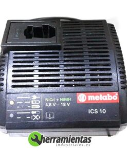 068RM31770 – Cargador Metabo ICS 10