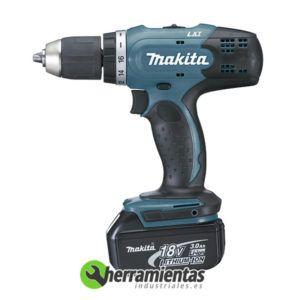 082DDF453RFE – Taladro Atornillador Makita DDF453RFE + Maletín plástico