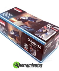 082DGA504Z(2) – Radial de batería Makita DGA504Z