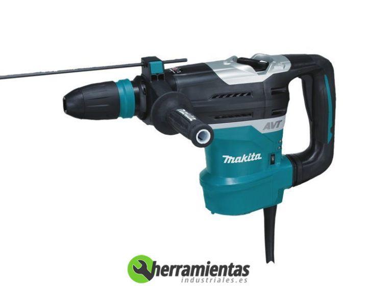 082HR4013C – Martillo combinado Makita HR4013C + Maletín plástico