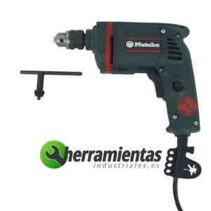 Taladro Metabo electrónico BE 530 R+L