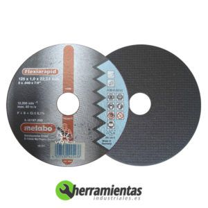 068DC16187 – Disco Flexiarapid Metabo A-60 (x25)
