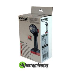068HE60231100 – Lampara ULA 14.4-18 Metabo Air Cool
