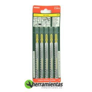068RM23675 – Hojas de sierra de calar Madera (5uds) metabo 23675