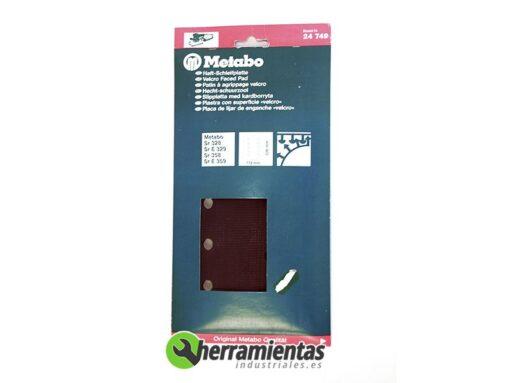 068RM24749 – Placa de engache velcro Metabo 24749