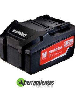 068RM25592 – Bateria 5,2Ah Metabo