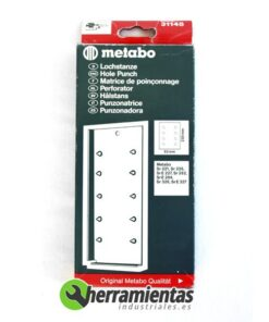 068RM3114 – – Punzonadora Metabo 31148