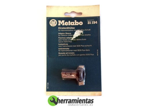 068RM31154 – Casquillo Metabo 31154