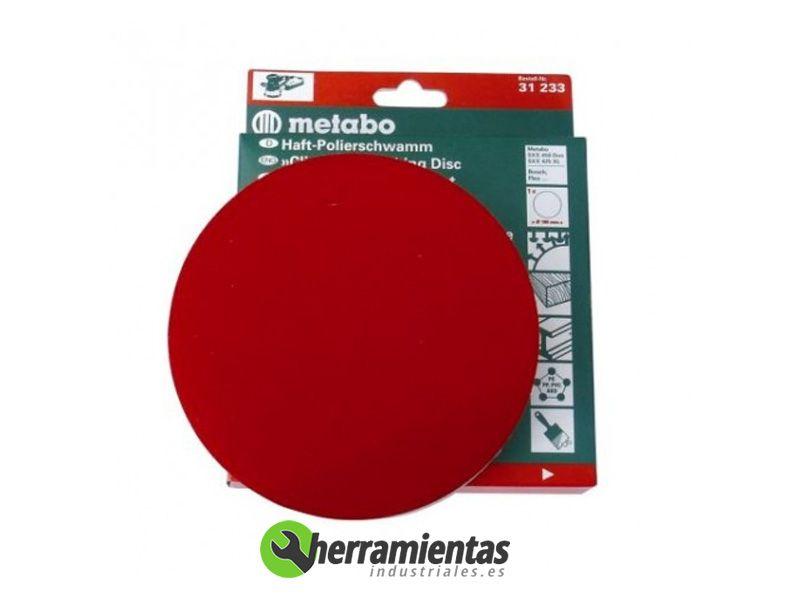 068RM31233 – Disco de pulir autoadherente Metabo 31233