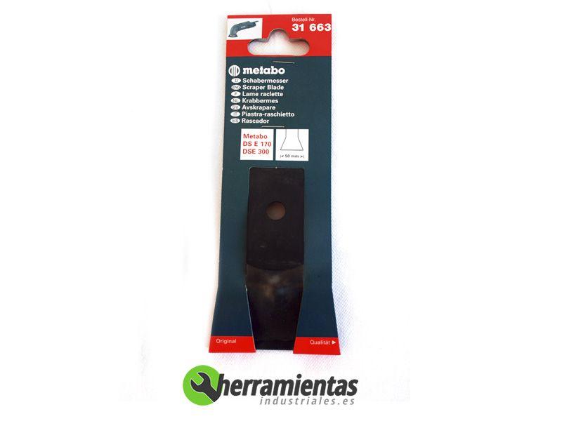 068RM31663 – Rascador-Sierra de sable Metabo 31663