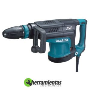 082HM1213C – Martillo percutor Makita HM1213C + Maletín plástico
