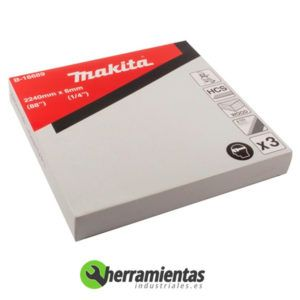 082RB-16689(2) – 3 sierras de banda para madera Makita B-16689