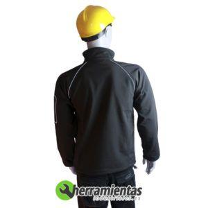 97804515N-060(3) – Chaqueta Negra ISSA Just Negro