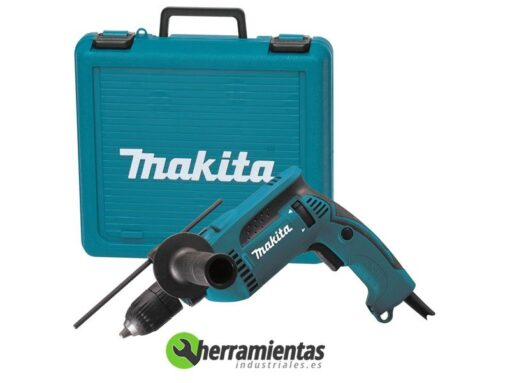 082HP1641K(2) – Taladro percutor Makita HP1641K