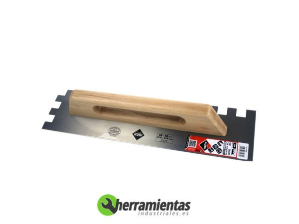 389HM75962 – Peine de acero Rubi 48cm 75962