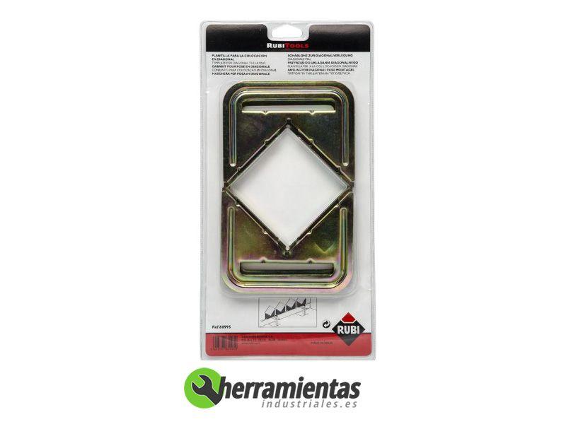 387032070450 – Plantillas de colocación en diagonal Rubi 60995