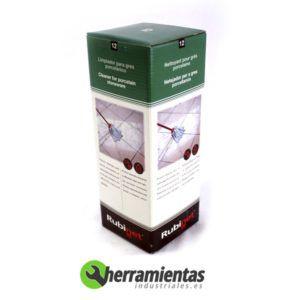 387032120057 – Limpiador para gres porcelanico Rubi 1l 20967