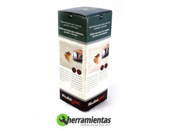 387032120073 – Quitamanchas para marmol granito y terrazo Rubi 1l 20963