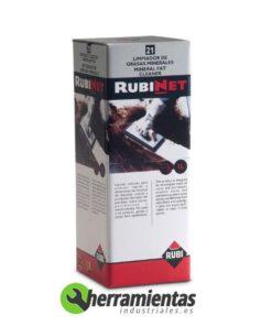 387032120080 – Limpiador de grasas minerales Rubi 1l 20935