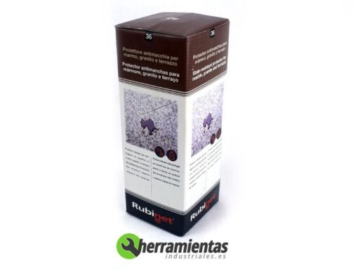 387032120123 – Protector antimanchas para marmol granito y terrazo Rubi 1l 20964