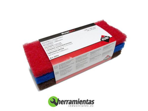 38720902 – Recambio esponjas Rubi 25 cm Superpro 20902