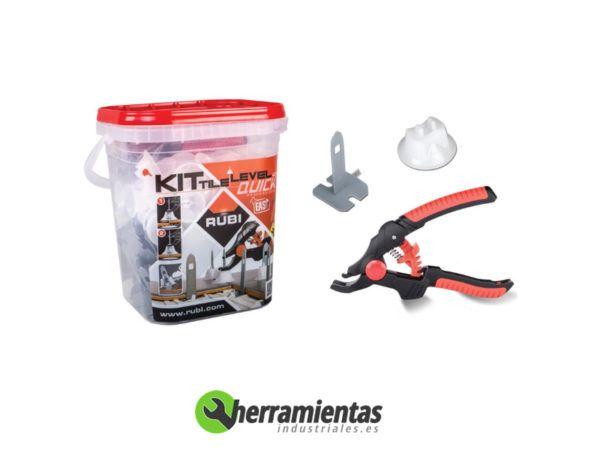 389HM02941 – Kit Tile Level quick Rubi 02941