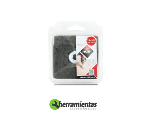 389HM04962 – Broca de carburo de tungsteno Rubi 35mm 04962
