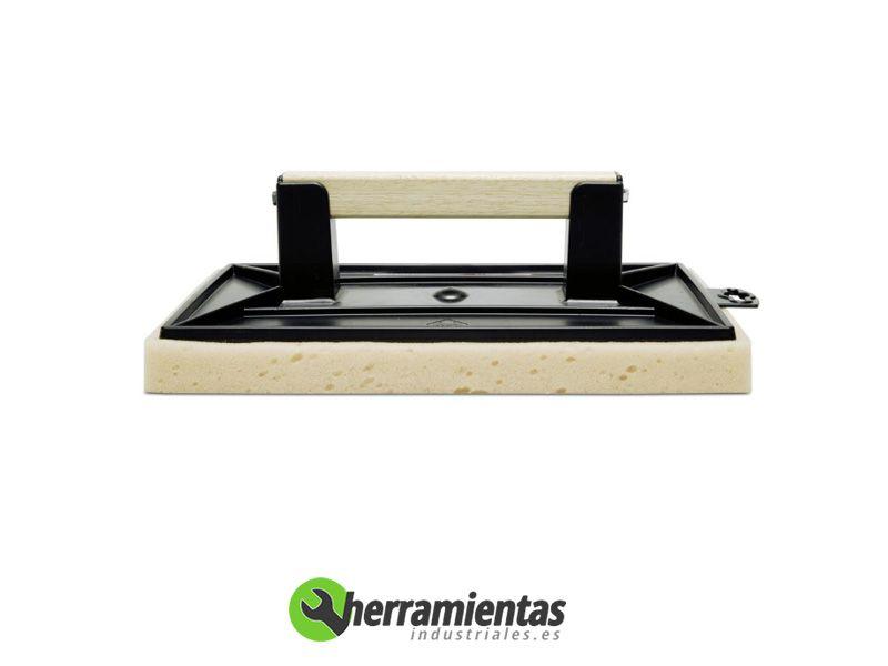 389HM20908 – Talocha esponja Mango madera Rubi Superpro 20908