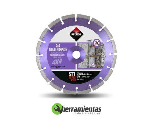389HM30975 – Disco diamante Rubi General de obra segmentado 30975