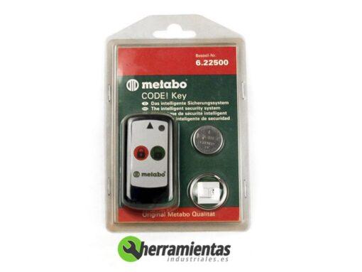 068RM22500 – Mando Metabo Code! Key 6.22500