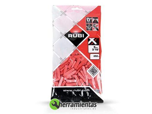 389HM02396 – Cuñas Rubi 5mm para alicatado 02396
