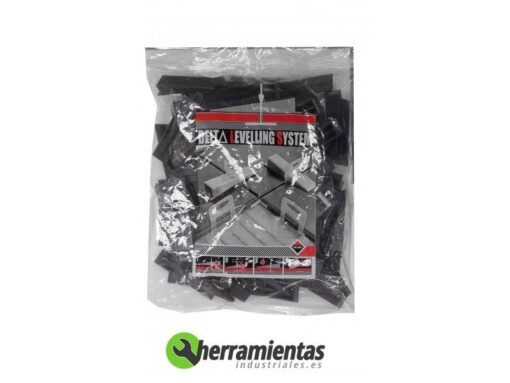 389HM02843 – Cuñas Rubi Delta levelling system 02843