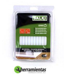 417HM0430407 – Cola termofusible Salki 1-2Kg Blanca Blister