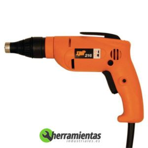 770HM010101 – Atornillador Spit 216 + Maletín plástico 010101