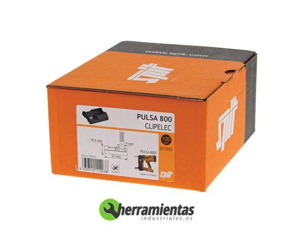 770HM011203(2) – Base para bridas Spit Clipelec 011203