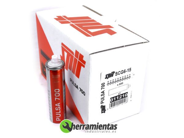 770HM011210 – Caja de clavos Spit SCG 6-15 011210