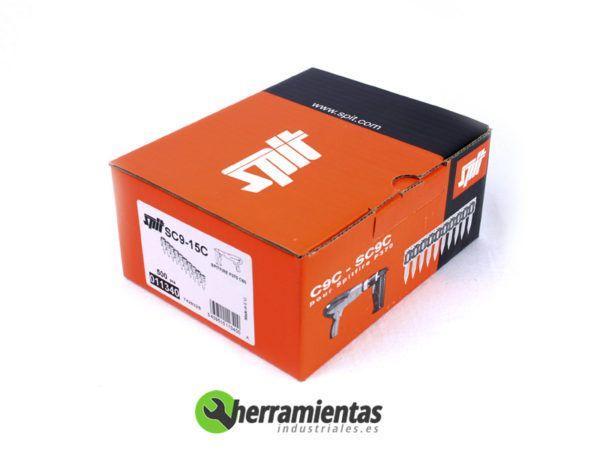 770HM011340 - Caja de clavos Spit SC9-15C 011340