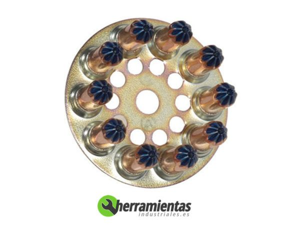 770HM031230 – Disco de cargas Spit 6.3-16 Azul fuerte