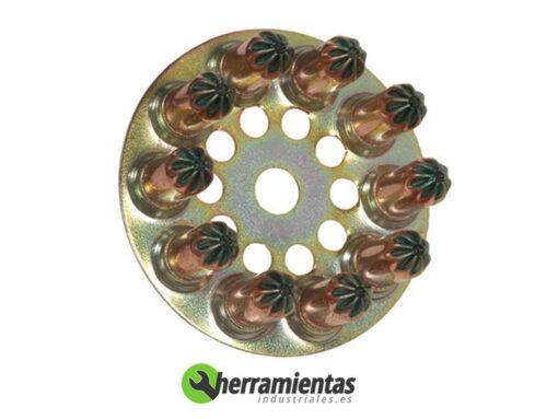 770HM031600 – Disco de cargas Spit 6.3-16 031600 Verde debil