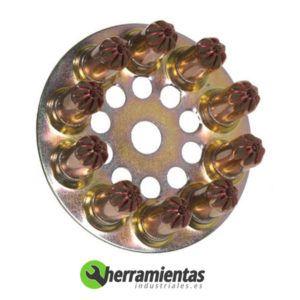 770HM031740 – Disco de cargas Spit 6.3-10 031740 marron muy debiles