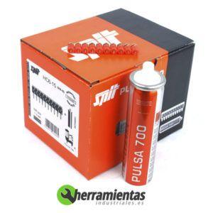 770HM053206 – Caja de clavos Spit HC6-15 + Gas 053206