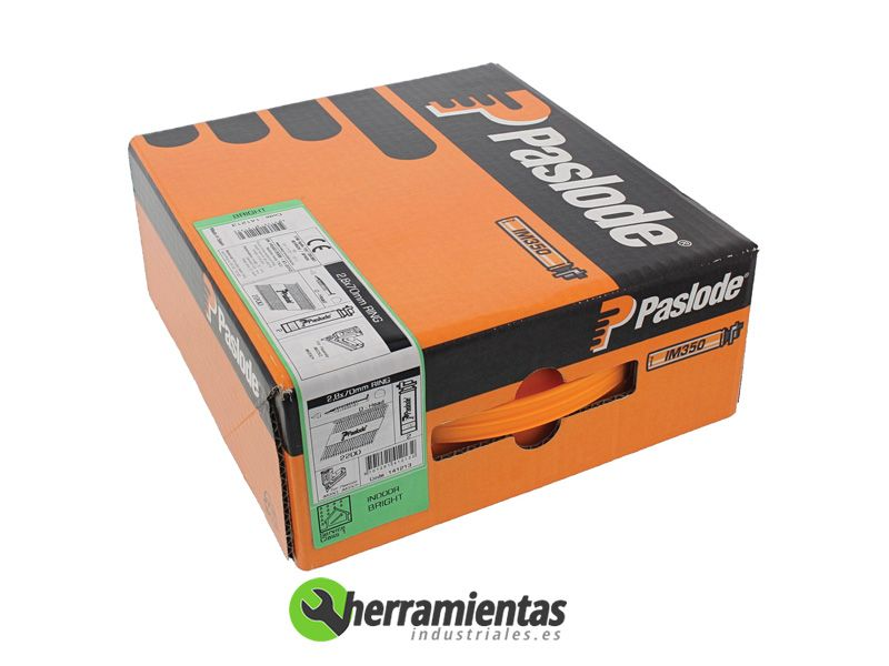 770HM141202 – Caja de clavos lisos Spit 2,8×51 + Gas 141202