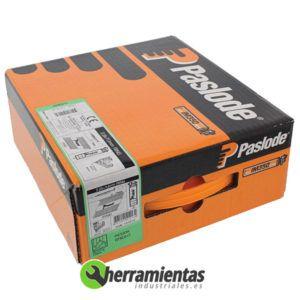 770HM141208 - Caja de clavos lisos Spit 2,8x63 + Gas 141208