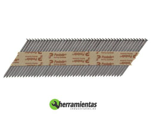 770HM141215(2) – Caja de clavos lisos Spit 2,8×75 + Gas 141215
