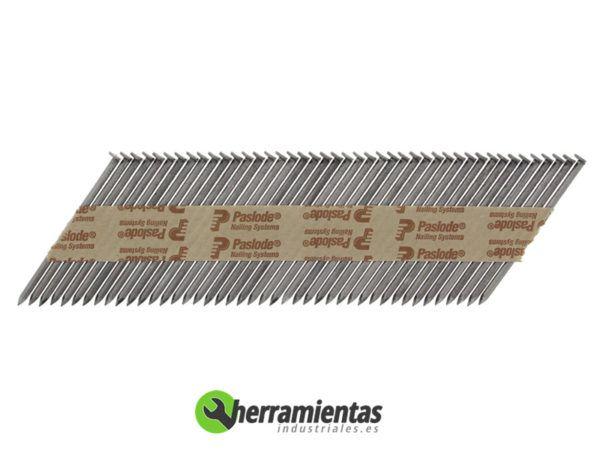 770HM141233(2) – Caja de clavos lisos Spit 3,1×90 + Gas 141233
